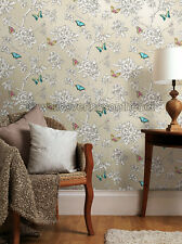 """"""" Tahlia Gold """" Wallpaper by Holden Decor (pattern no 11433)"""
