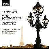 Langlais: Messe Solennelle (2010)
