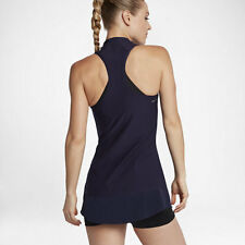NIKECOURT POWER MARIA Sharapova Women's Tennis Dress 830742-487 Purple Medium
