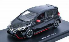 Nissan Note Nismo S Super Black 1:43 Ebbro 45492