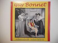 GUY BONNET : LA PLUIE C'EST LA VIE [ CD SINGLE NEUF PORT GRATUIT ]