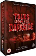 Tales from the Darkside The Complete Collection Season 1 2 3 4 Region 2 DVD