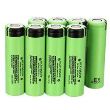 NCR18650B Battery 3.7v 3000mah Rechargeable Batteries HIGH DRAIN 18650 Flat Top