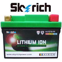 Batteria Litio SKYRICH HJTZ7S-FP / 12V / Spunto CCA 144 / Peso 0,55 kg