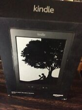 """AMAZON KINDLE READER 6"""" D01100 *NEW LIGHTED CASE BUNDLE+$50XTRAS*JUST REDUCED*"""