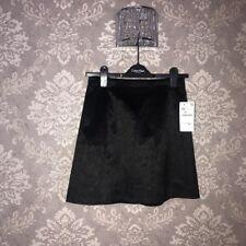 Zara Basic Fur Skirt X Small