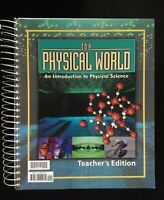 9th Grade - Physical Science:  Teacher's Ed.  (BJU Press)