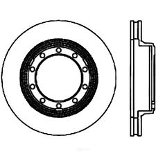 Disc Brake Rotor-Premium Disc - Preferred Rear,Front Centric 120.83014
