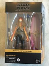 "Star Wars The Black Series JAR JAR BINKS 6"" Target EXCLUSIVE In Hand"