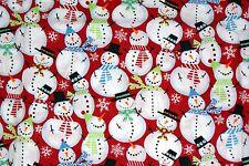 NEW Scrubs ~* Christmas / Winter Print Scrub Top *~ 5XL ~*  Snowman Fun