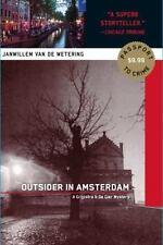 Outsider in Amsterdam [Grijpstra & de Gier Mysteries] by Van De Wetering, Janwil