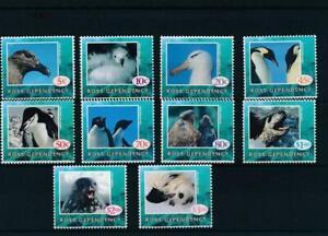 NEW ZEALAND ROSS DEPENDENCY 1994 BIRDS/PENGUINS/SEALS MNH TOP153