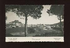 Spain COSTA BRAVA Bagur Vista General 1953 RP PPC