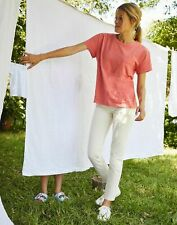 Joules Womens Sofi Pocket T-Shirt - Light Pink