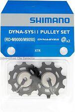 Shimano Schaltungsrädchenset RD-M9000-9050 mit 11-Zähnen für 11-fach Shimano XTR