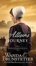 Allison's Journey: (BRIDES OF WEBSTER COUNTY)