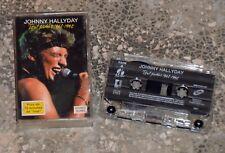 Cassette Audio Johnny Hallyday - Tout public 1962-1992 - K7