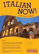 Italian Now! Level 1: L'italiano d'oggi! by Danesi Ph.D., Marcel