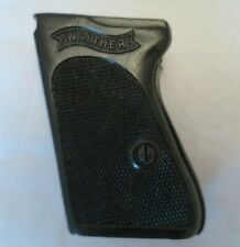 Ppk Black Walther Grips