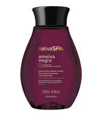 O Boticario Nativa SPA Body Oil Black Plum Exotic [Oleo De Ameixa Negra] 250 ml