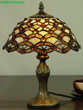 Tiffany Lampe Tischleuchte Tischlampe Tiffanylampe Leuchte Deko