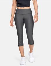 Under Armour HeatGear® Hi-Rise Women's Tight's Size Xs (8) Uk Seller-Fast Post