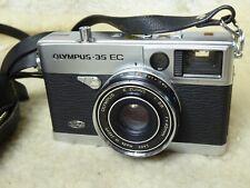 quality  35mm Camera Olympus Trip 35 EC + genuine case stunning condition