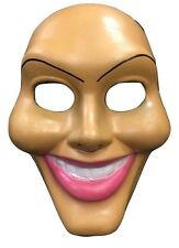 THE PURGE FIBREGLASS NEW MOVIE FANCY DRESS UP MASK ADULT CHILD COSPLAY ANARCHY 1