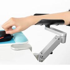 Ergonomic Computer Table Arm Support Aluminum Alloy Adjustable Height