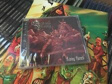 GODLESS RISING - RISING HATRED CD SATANIC OLD SCHOOL DEATH METAL VITAL REMAINS