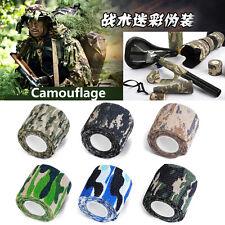5CMx4.5M Military Bionic Camouflage Rifle/Gun Wrap Hunting Camping Camo Tape