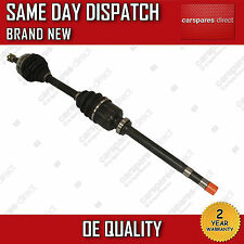 PEUGEOT 406 MK2 DRIVESHAFT RIGHT OFF SIDE 1996 > 2004 *BRAND NEW*