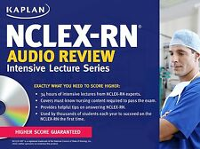 Kaplan NCLEX-RN Audio Review: A Complete Audio Study Guide & Review for NCLEX-RN