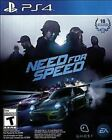 Need for Speed USED SEALED (Sony PlayStation 4, 2015) PS4