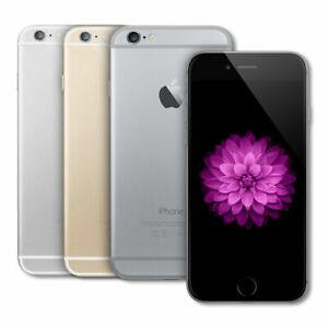 "Original Unlocked Apple iPhone 6 Plus - iOS 16GB 5.5"" 4G LTE Gray Silver Golden"