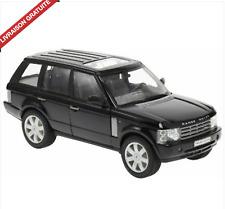 WELLY 1/24 Brughiera Rover Nero Nuovo Scatola Jamais Aperta
