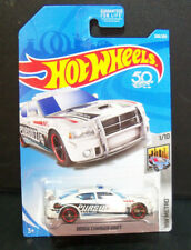 HOT WHEELS HW METRO SERIES DODGE CHARGER DRIFT IN WHITE #1/10 OR #208/365
