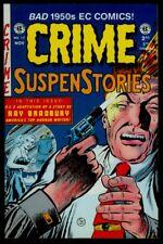 Gemstone Comics EC Reprint CRIME SUSPENSTORIES #17 NM 9.4
