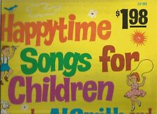Happytime Songs for Children sung by Al Smith and Helen M. Barth [LP Zondervan]