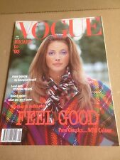January Vogue Antiques & Collectables Magazines