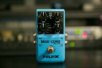 NUX Mod Core Deluxe Modulation Effects Pedal + Free Shipping