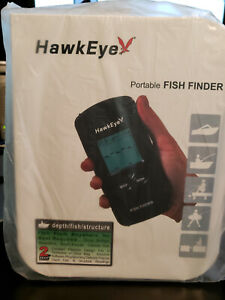 Hawkeye Portable Fishfinder  F33P