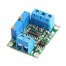 Current to Voltage 4-20mA to 0-10V 0-15V Isolation Transmitter Signal Converter