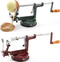 Grunwerg Multifunctional Peel Core Rotary Apple Peeler Corer