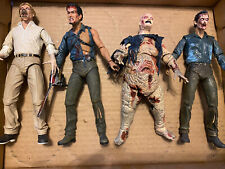 Neca Evil Dead 2 Ultimate Ash, Evil Ed, Henrietta Two-Pack