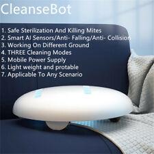 Smart Wireless Portable Bacteria Killing Robot Auto CleanseBot Dust Mite Robot