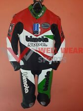 Bimota 500 V Due MotoGp Motorbike Leather Racing Suit All Size Available