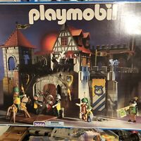 Playmobil Knights Castle Large Version 3666 Retired