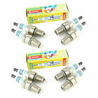 8x Jaguar XJ 8 4.0 Genuine Denso Iridium Power Spark Plugs