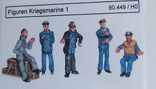 Artmaster 80.449 Figuren Kriegsmarine 1 H0 1:87 Neu / OVP